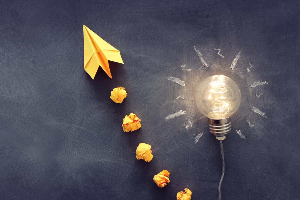 Differenza tra pensiero e azione